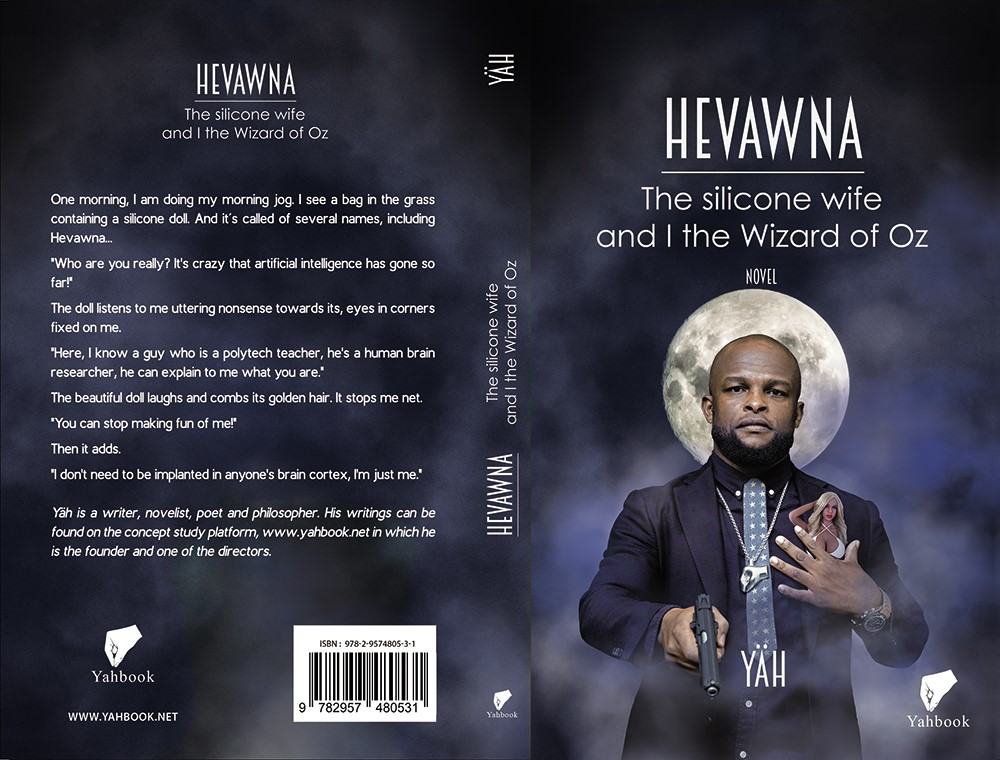 Dear friends around the world, we are pleased to let you know that the novel: Hévawna, has just been released in English on Amazon. We wish you good reading and good discovery regarding some topics that are not covered on the Yahbook banner!